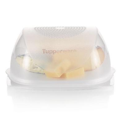 Tupperware Queijeira Plus Quadrada