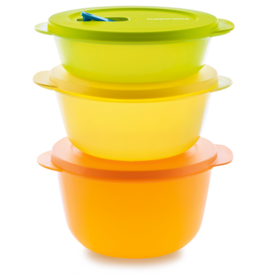Tupperware MicroTup-Set groß (3)