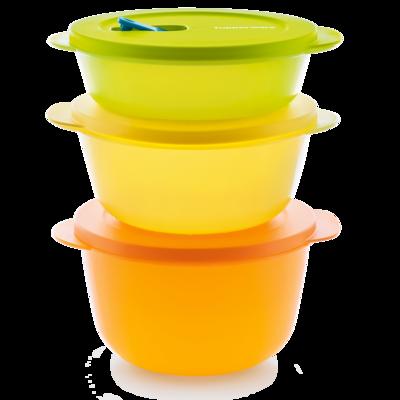 Tupperware MicroTup-Set groß (3)