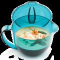 Tupperware MicroCook 1,0-l-Kanne Mikrowellen Kanne, ideal zum Mikrowellengaren, Zubereiten und servieren von Suppen, Pudding oder Kartoffeln