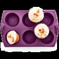 Tupperware Silikonform Tupcakes Silikonform für Cupcakes