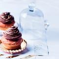 Tupperware Silikonform Tupcakes Hübsche Schoko Cupcakes