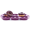 Tupperware Silikonform Diabolo Silikonform perfekt für Donuts
