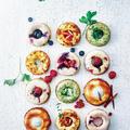 Tupperware Silikonform Diabolo süße und herzhafte Donuts