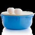 Tupperware Große Rührschüssel 3,0 l Größenvergleich mit 2 Eiern