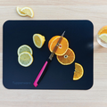Tupperware Universal-Serie Universalmesser mit Wellenschliff zum Schneiden von Obst und Gemüse mit fester Schale und weichem Kern