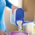 Tupperware Eidgenosse oval 2,9 l praktische Behälter, die für Frische, Ordnung und Übersicht sorgen