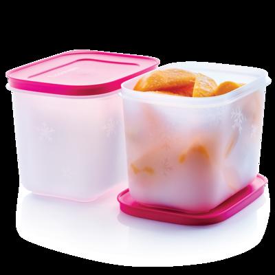 Tupperware Eis-Kristall 1,1 l hoch (2)