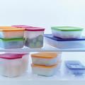 Tupperware Eis-Kristall 170 ml (2) für jedes Lebensmittel einen passenden Behälter