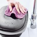 Tupperware FaserPro UltraStark Perfekt zum Reinigen von der UltraPro-Serie und für Töpfe, Ceran-/Induktionskochfelder oder Spülbecken