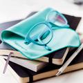 Tupperware FaserPro® Durchblick (2)   Brillenputztuch für die Lesebrille