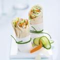Tupperware Es hat KLICK gemacht Zucchini Wraps aus dem Rezeptheft