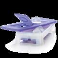 Tupperware Eiswürfler Eiswürfelbehälter mit flexiblen Boden