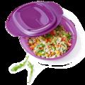 Tupperware Mikro-Leicht Perfekt für leichte, fettarme Speisen auf Eibasis