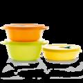 Tupperware MicroTup-Set klein (3) MicroTup-Set klein