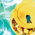 Tupperware MicroTup-Set klein (3) Kleiner Behlter zum Erwärmen von Speisen in der Mikrowelle