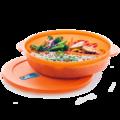 Tupperware MicroTup Menüteller Jedes Gericht bleibt da wo es hingehört