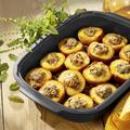 Tupperware Ultra Köstlich Gefüllter Pfirsich aus der UltraPro
