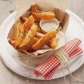Tupperware Best of Kartoffel Selbstgemachte Süsskartoffel Pommes