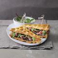 Tupperware Waffeln - überraschend vielfältig Leckeres Waffelsandwich