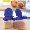 Tupperware Gewürz-Etiketten