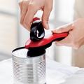 Tupperware Dosenöffner Durch abgerundete Schneidkanten bietet der Dosenöffner Sicherheit vor Verletzungen