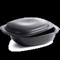 Tupperware UltraPro 2,0-l-Kasserolle Kasserolle für zeit- und energiesparendes Garen, Backen, Auftauen und Erwärmen.