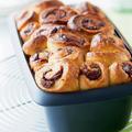 Tupperware UltraPro Kastenform 1,8 l Aufläufe, Zimtschnecken, Brot oder Pasteten aus dem Backofen oder der Mikrowelle gelingen einfach und schmecken himmlisch.