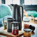 Tupperware Crema Momenti Milchaufschäumer für Cappuccino und Latte Macchiato