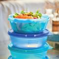 Tupperware Große Hit-Parade (3) Behälter zum aufbewahren von Speisen im Kühlschrank