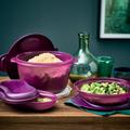 Tupperware Großer Reis-Meister Kocht von selbst Reis oder Getreide