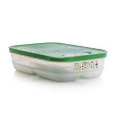"""Tupperware Контейнер """"Умный холодильник"""" с системой вентиляции (1,8 л) низкий"""