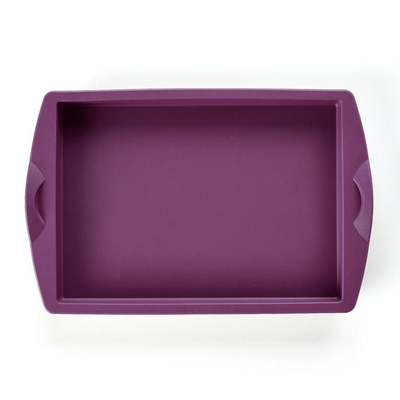 Tupperware Moule silicone rectangulaire