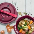 Tupperware MicroQuick perfekter Schnellkochtopf für Eintöpfe, Chilli, Suppen, Gulasch