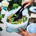 Tupperware Griffbereit Chef-Zange Zange zum Greifen von Salat