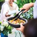 Tupperware Griffbereit Chef-Zange Zange zum Greifen von Speisen