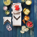 Tupperware Mando-Chef Gemüseschneider, Hobel, Gemüsehobel