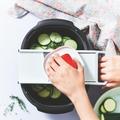 Tupperware Mando-Junior zum Hobeln von Gemüse