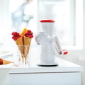 Tupperware Profi-Chef Sorbet Perfektes Produkt zum Herstellen von Eis