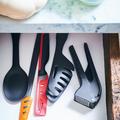 Tupperware Griffbereit Chef-Zange Zange zum servieren von Speisen