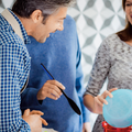 Tupperware Griffbereit Kochlöffel zum Rühren und Unterheben