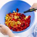 Tupperware Griffbereit Tellerbesen zum Anrühren und Verrühren von Sauce