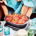 Tupperware Griffbereit Servierlöffel Praktischer Servierlöffel für große Mengen