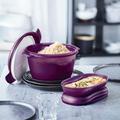Tupperware Großer Reis-Meister Reis oder Getreide einfach in der Mikrowelle kochen