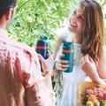 Tupperware Kaffee & Go Grün Schöner Behälter für Kaffee oder Tee zum Befüllen im Coffee Shop mitnehmen