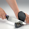 Tupperware Messer-Maus Messer selbst schärfen