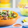 Tupperware MicroTup Menüteller Menüteller zum Mitnehmen von Speisen