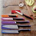 Tupperware Universal-Serie Gemüsemesser Für kleinere Arbeiten in der Küche, z.B. entkernen von Obst