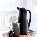 Tupperware ThermoTup® Kanne 1,0 l Thermoskanne die Kaffee oder Tee lange warm hält