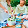 Tupperware Allegra Salatbesteck